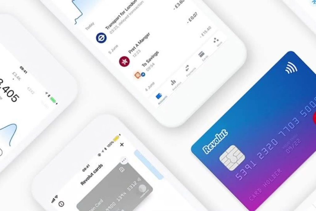 revolut the best prepaid travel card
