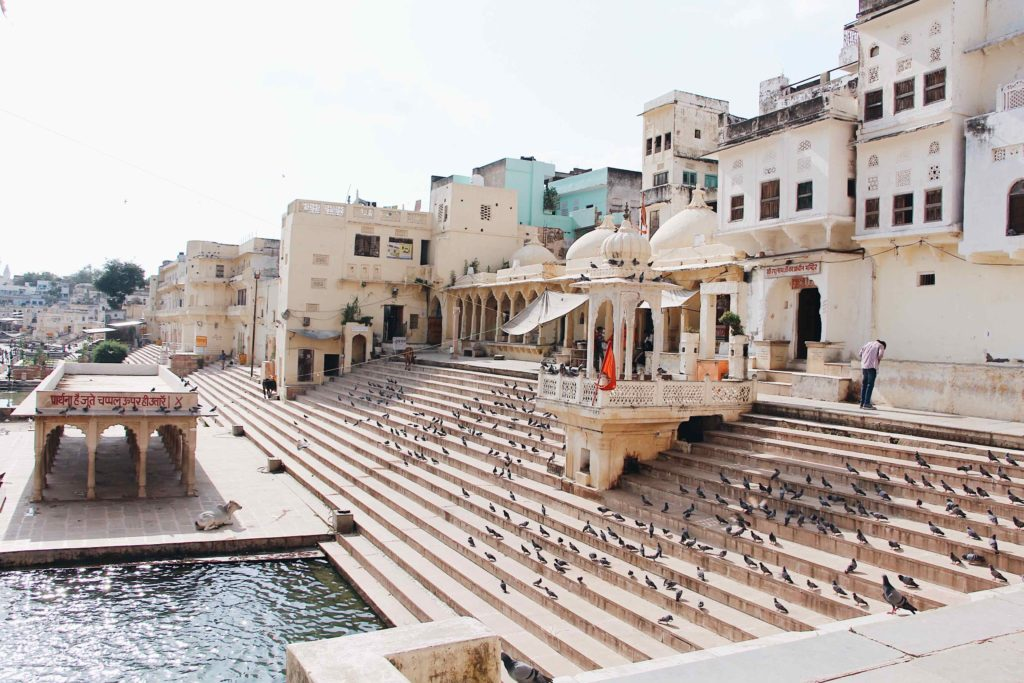 things to do in pushkar, pushkar lake